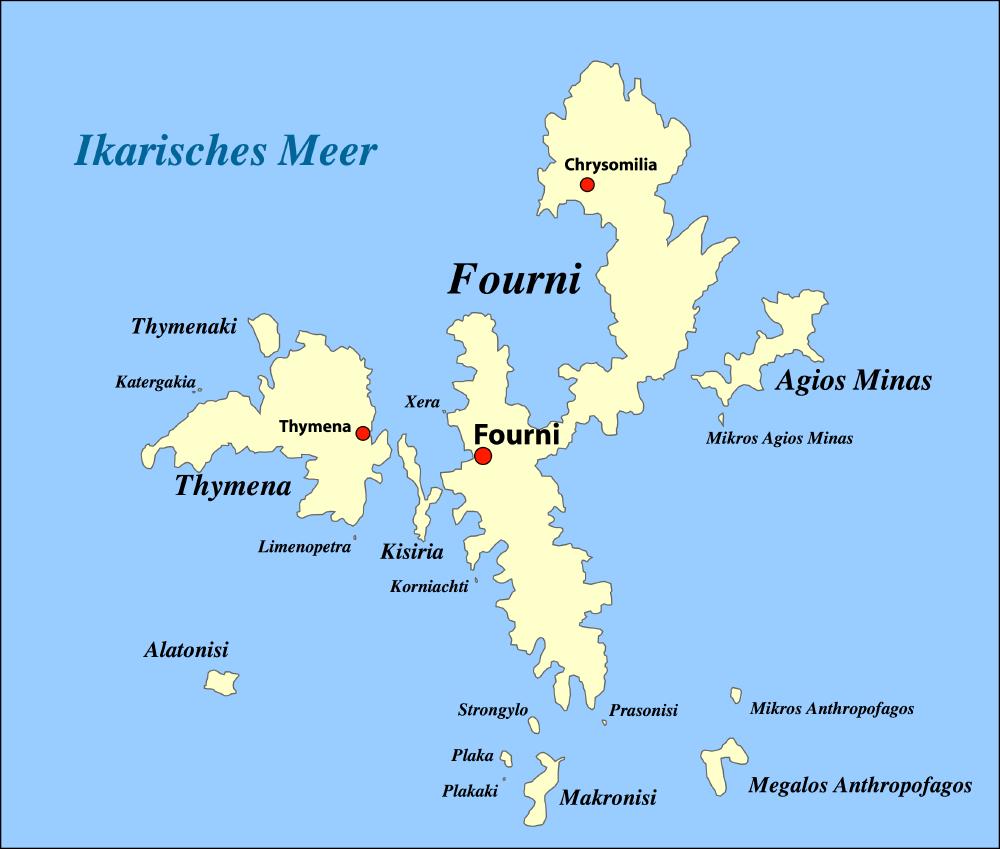 fourni map
