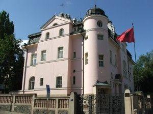 Albanian embassy