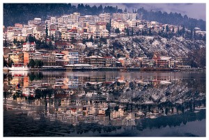 Winter of Albania