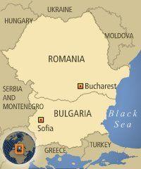 Romania Hitory