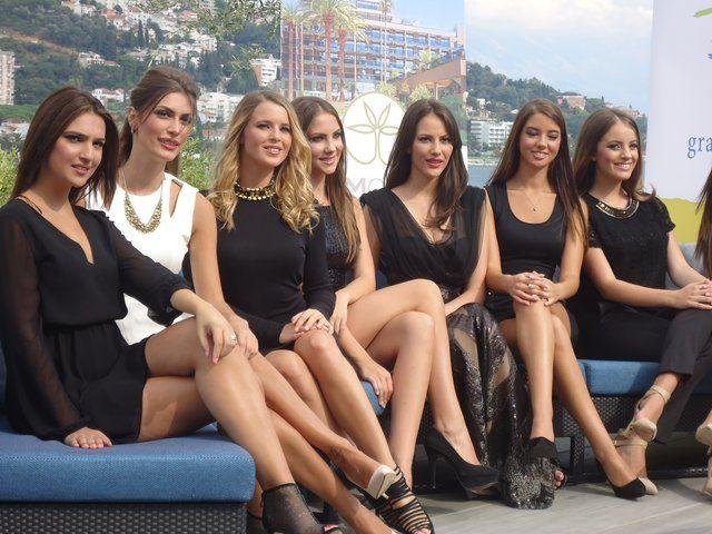 montenegro girls women