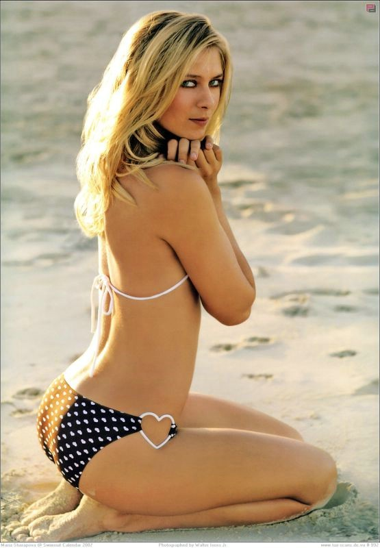 maria sharapova sex