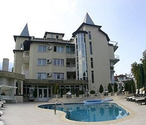 hotel sofia bulgaria