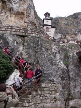 bulgarian monastery Saint Dimitrie Basarabov