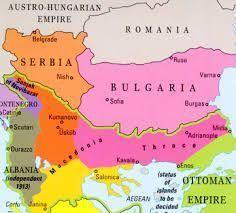 balkan war conflict