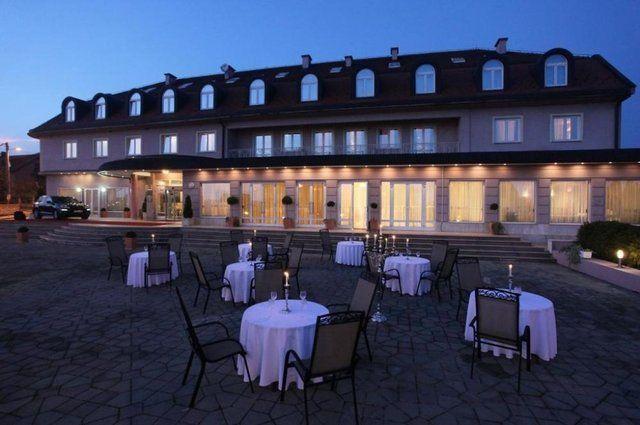 romantic hotel in croatia