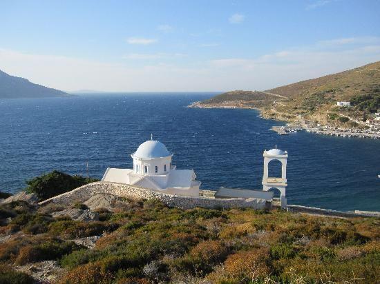 fourn island greece