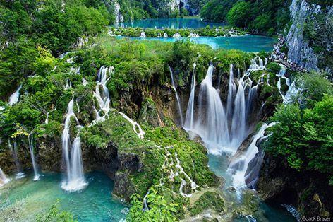 plitvice lakes park croatia