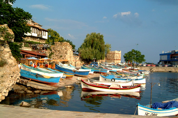 Why You Should Visit Nessebar in Bulgaria Christ As Pantokrator