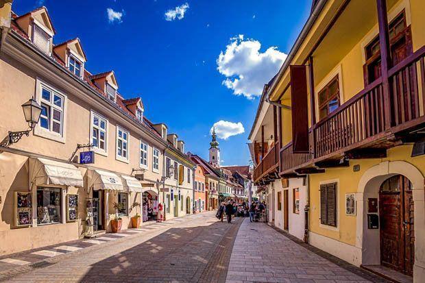 places zagreb croatia