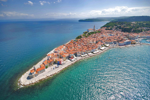 port piran slovenia