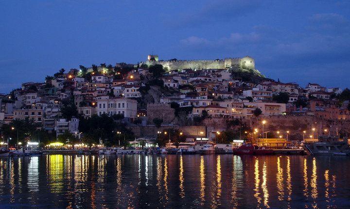 visit kavala greece