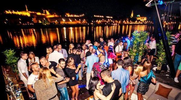 belgrade clubs serbia