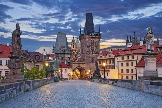 Prague Czech Republic.