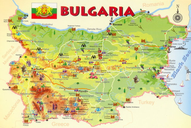 tourist services bulgaria