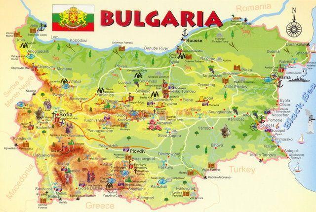 tourist services bulgaria